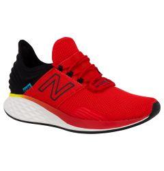 New Balance Fresh Foam Roav Boundaries Men's Running Shoes - Red/Multi-Color