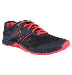 New Balance Minimus 20v5 Women's Training Shoes - Black/Pink