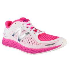 New Balance Fresh Foam Zante v2 Breathe Women's Training Shoes - White/Pink
