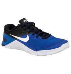 Nike Metcon 4 Men's Training Shoes - Royal/White/Black