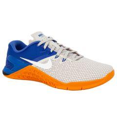 Nike Metcon 4 XD Men's Training Shoes - White/Game Royal/Orange