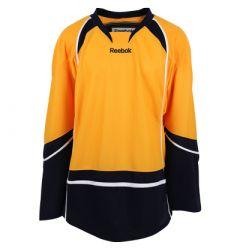 Nashville Predators Reebok Edge Uncrested Junior Hockey Jersey