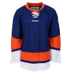 New York Islanders Reebok Edge Uncrested Adult Hockey Jersey
