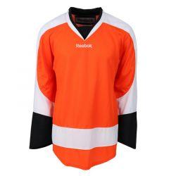 Philadelphia Flyers Reebok Edge Uncrested Adult Hockey Jersey