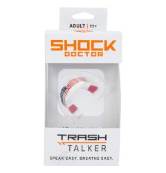 Shock Doctor Trash Talker Adult Mouthguard - USA