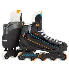 Tour Code 72 Senior Roller Hockey Goalie Skates