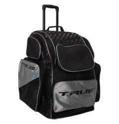 True Wheeled Hockey Equipment Backpack