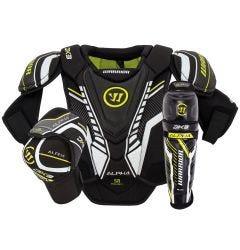 Warrior Alpha DX3 Senior Hockey Equipment Bundle