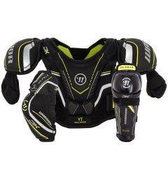 Warrior Alpha DX Youth Hockey Equipment Bundle