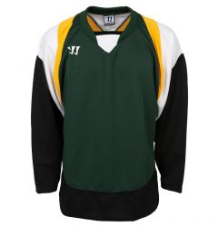 Warrior Lightning KH300 Senior Hockey Jersey - Dark Green/Gold/Black