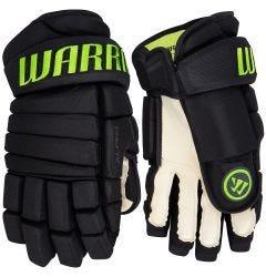 Warrior Alpha DX SE Dallas Stars Blackout Senior Hockey Gloves