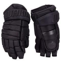 Warrior Alpha Pro Midnight Series LE Senior Hockey Gloves