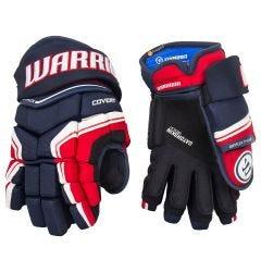 Warrior Covert QR Edge Junior Hockey Gloves