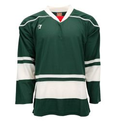 Warrior KH130 Senior Hockey Jersey - Minnesota Wild