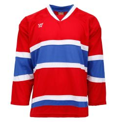 Warrior KH130 Senior Hockey Jersey - Montreal Canadiens