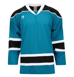 Warrior KH130 Senior Hockey Jersey - San Jose Sharks