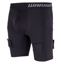 Warrior Youth Compression Jock Short w/Cup