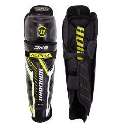 Warrior Alpha DX3 Senior Hockey Shin Guards