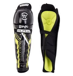 Warrior Alpha DX4 Senior Hockey Shin Guards