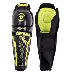 Warrior Alpha DX5 Senior Hockey Shin Guards