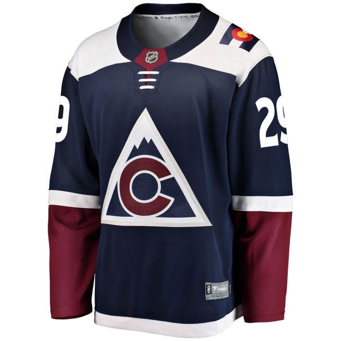 colorado hockey jersey