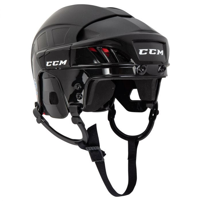 Black CCM 50 Hockey Helmet