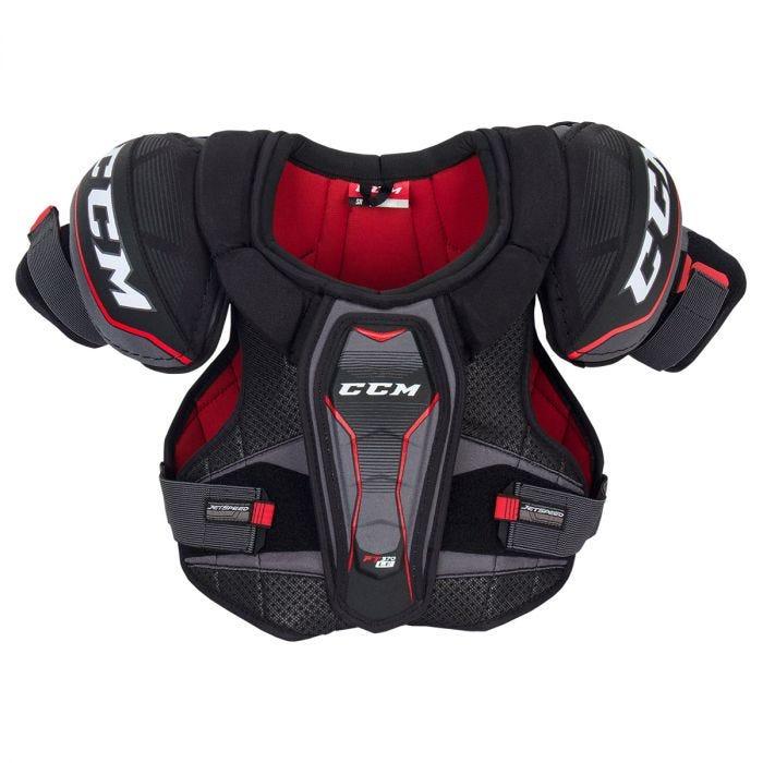 CCM Jetspeed FT370 Hockey Shoulder Pads Sr