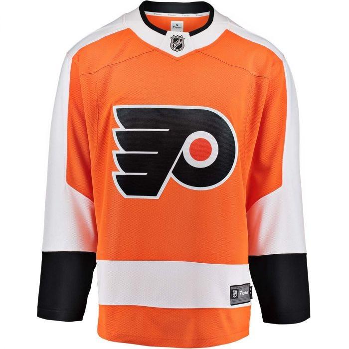 Philadelphia Flyers Fanatics Breakaway Adult Hockey Jersey