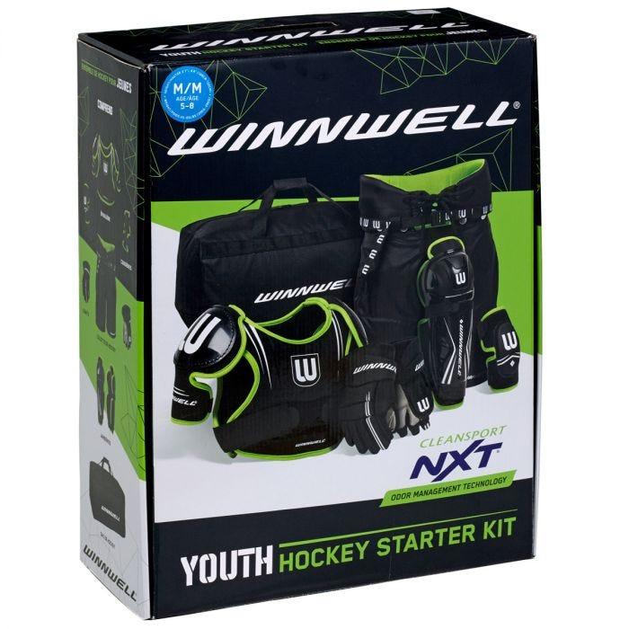 youth Winnwell hockey starter kit