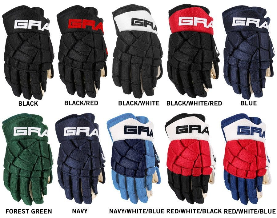 Graf Supra G55 Jr. Hockey Gloves