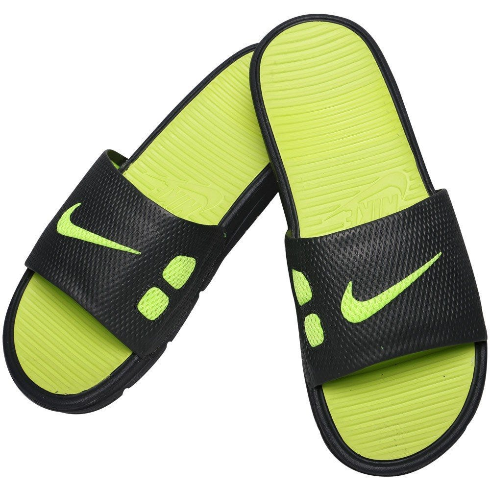 e432de0f4 SKU-MS1246343 Nike Benassi Slide Men s Sandals - Black Red from ...
