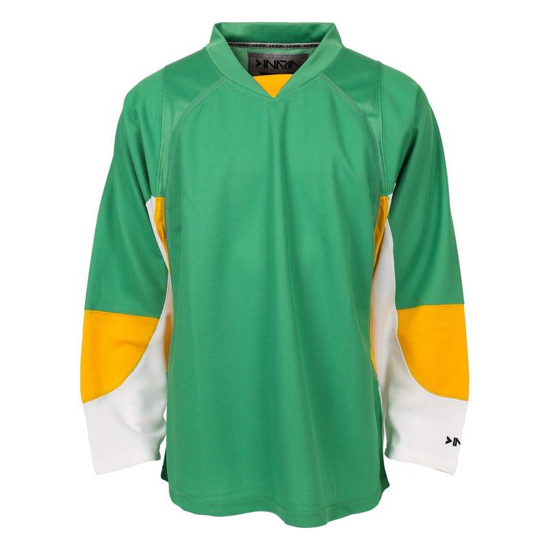 SKU-MS1290791 Inaria 6005 Minnesota North Stars Adult Hockey Jersey ... ec3b3588c8e