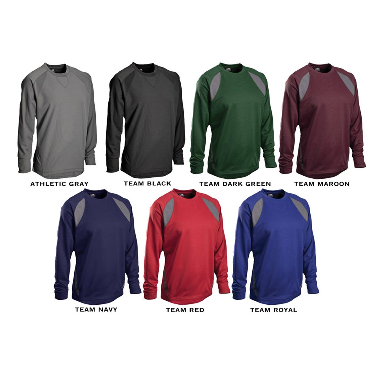 Balance Performance Senior Fleece Pullover