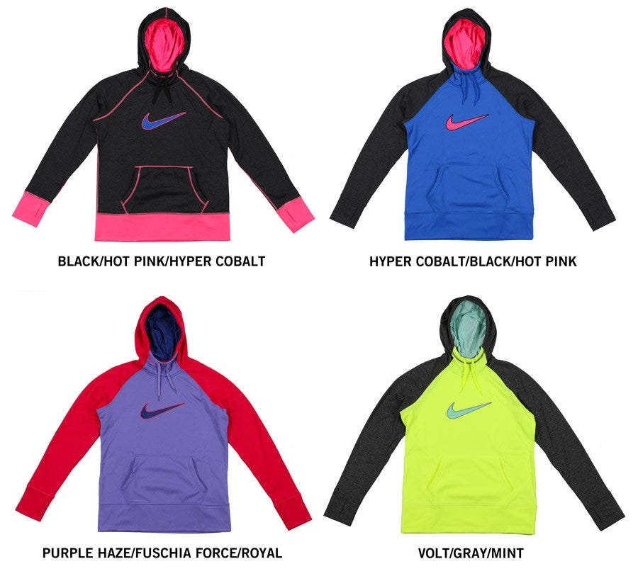 Nike All Time Womens Pullover Hoody