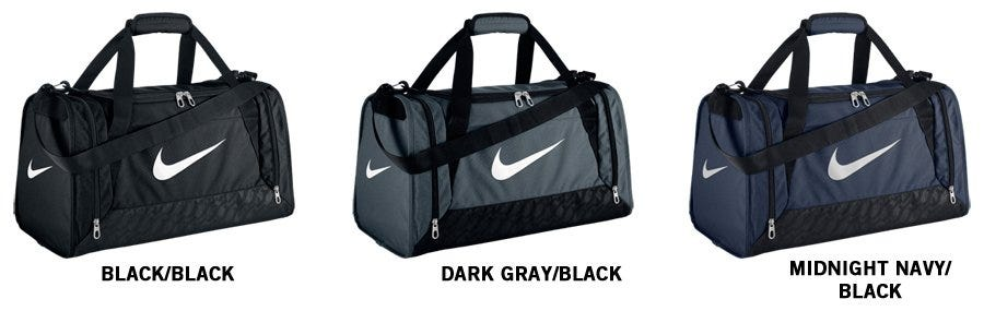 Nike Brasilia 6 Small Duffle Bag - Travel Bags   Backpacks ... 8331bb250f3b3