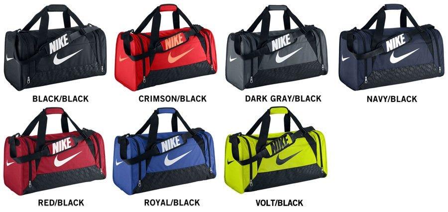 dab221be54e7 Nike Brasilia 6 Medium Duffel Bag