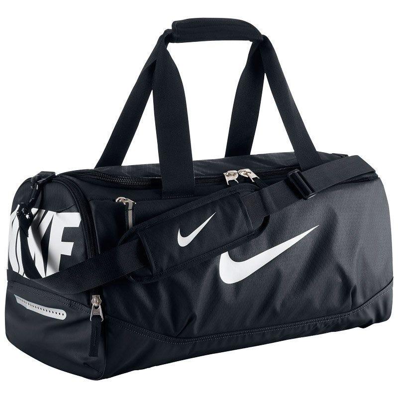 49.99 More Details · Nike Team Training Small Gym Red   Black Hockey Gear  Duffle Bag 5e94bc18e83ce