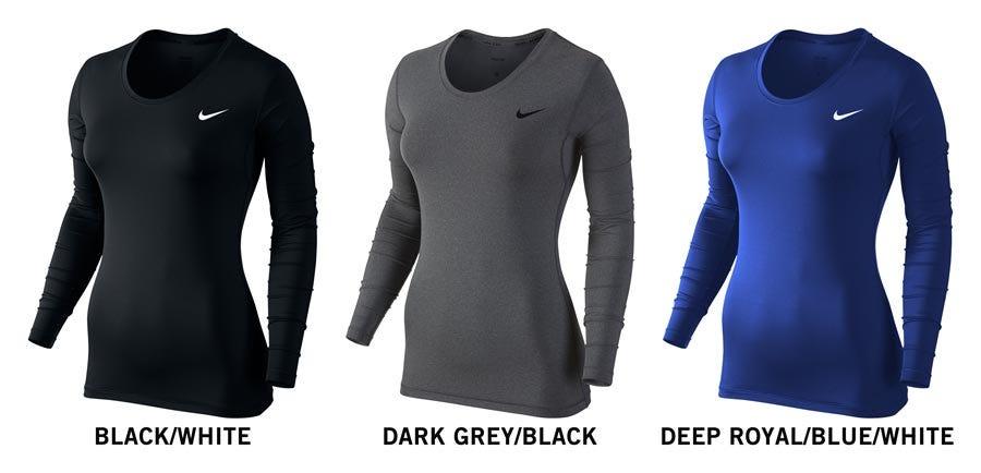 03df6864 Nike Pro Cool Women's Long Sleeve Shirt
