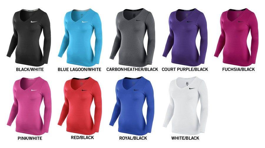 f9718f01 Nike Pro Core Women's Long Sleeve Top