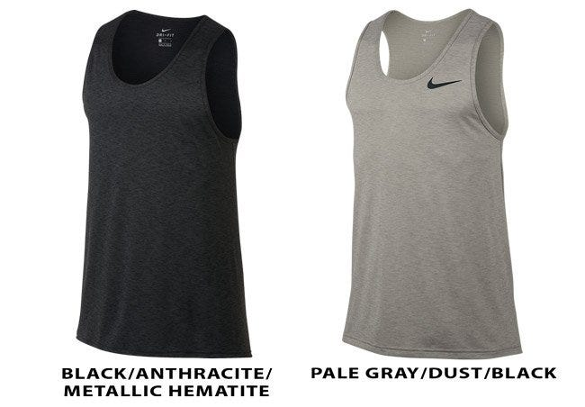 Nike Breathe Men's Training Tank Top