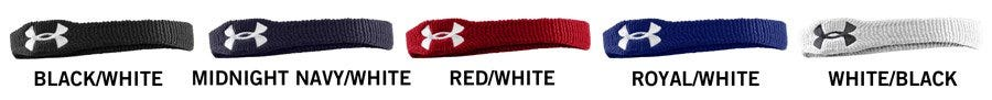 Under Armour 1in. Performance Wristband