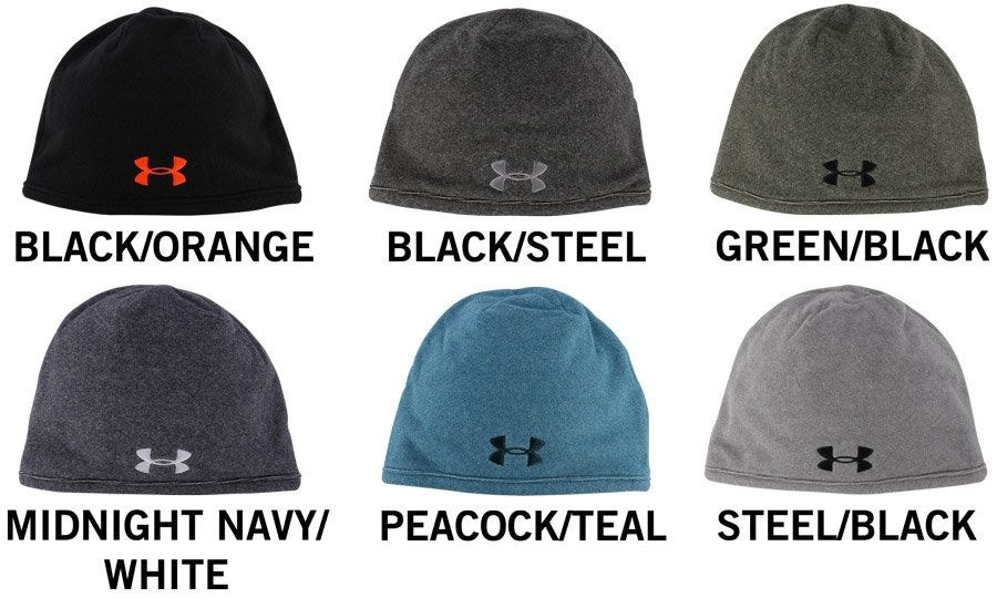 2600a6a6252ba Under Armour Survivor Senior Fleece Beanie