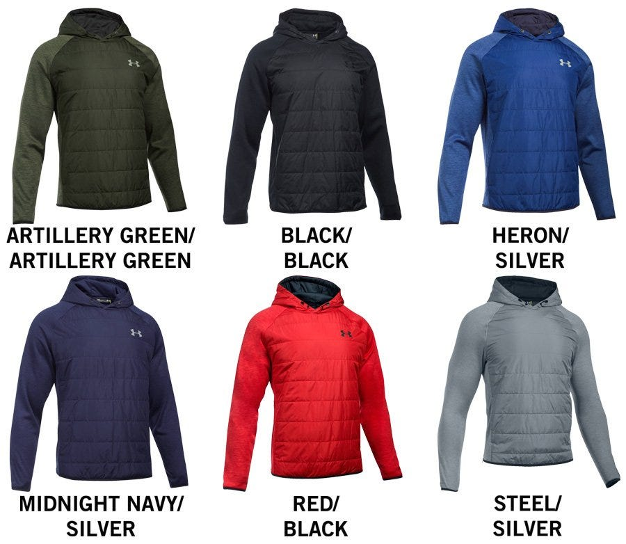 Under Armour Storm Insulated Swacket Men s Pullover Hoody 82df71118