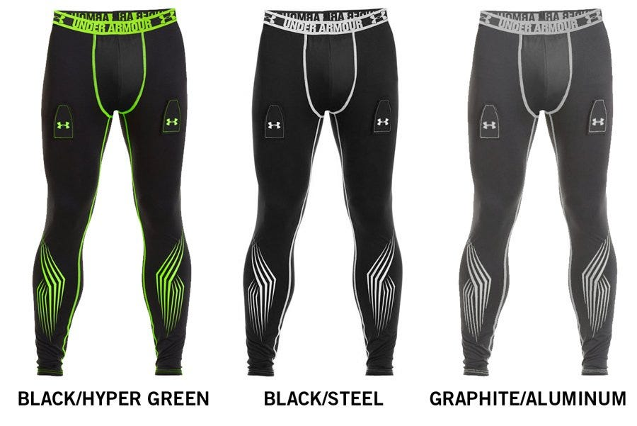 Under Armour Grippy Sr. Compression Legging