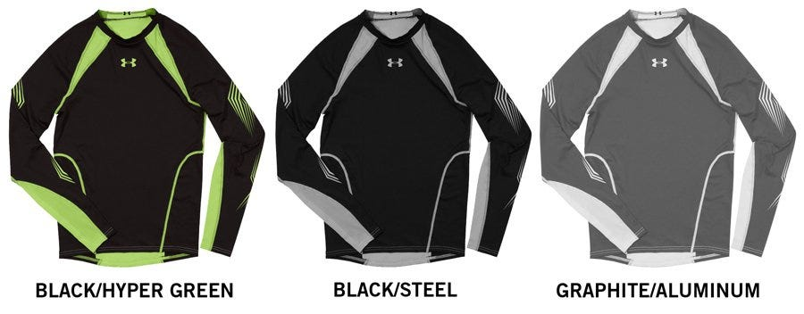 Under Armour Grippy Sr. Compression Top