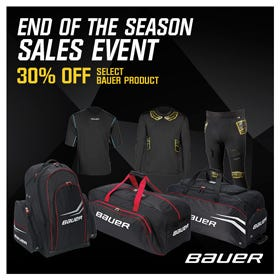 Bauer Equipment Bags & Base Layer