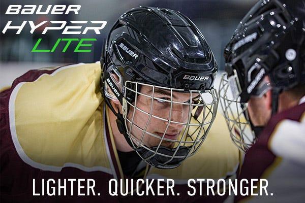Bauer Hyperlite Senior Hockey Helmet