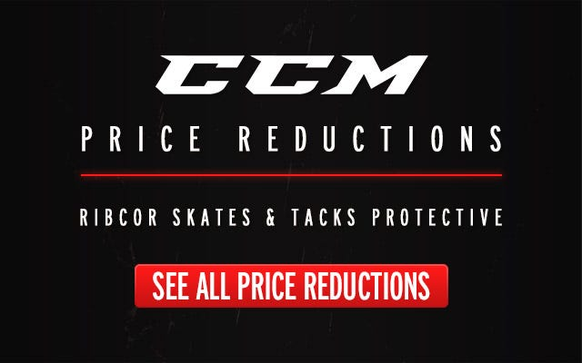 Prices Reduced on CCM Equipment