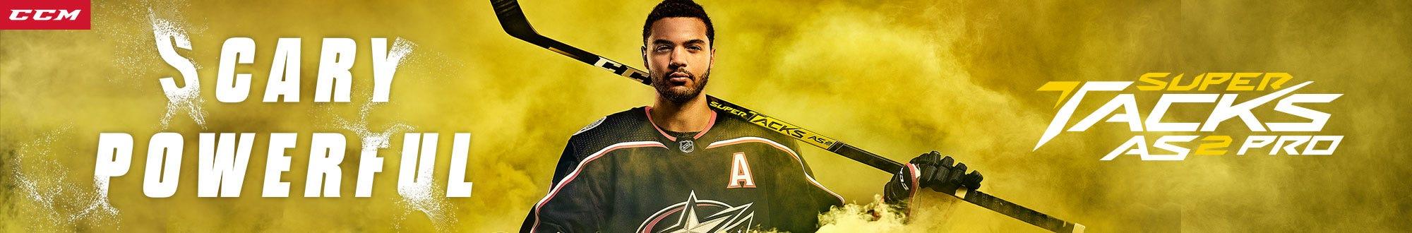 CCM Super Tacks AS2 Pro Hockey Sticks