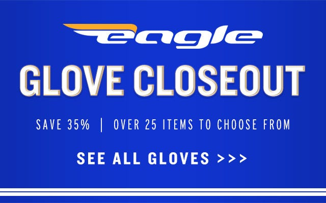 Eagle Hockey Glove Sale